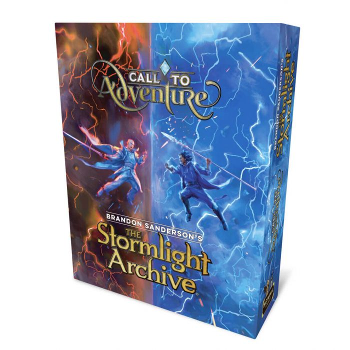 The Stormlight Archive: Call to Adventure -  Brotherwise Games